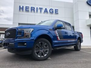 2018 Ford F-150 LARIAT SPECIAL EDITION ! BLIND SPOT SENSORS ! MO