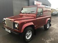 2000 Land Rover Defender 90 County TD5 2.5 Diesel 4x4 ** NO VAT **