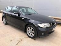 BMW 118i se petrol 55/2006 low mileage 65,000!!