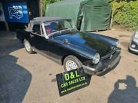 1980 MG MIDGET 1500 Petrol Manual