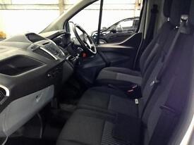 2015 FORD TRANSIT CUSTOM 270 TREND 2.2 TDCi 125ps 270 L1 FWD Low Roof Trend Van