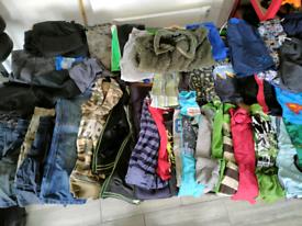 Boys clothes 6-8 yrs