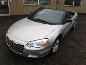 2006 Chrysler Sebring Convertible SUMMER READY !!!!!!!