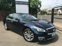 2016 Infiniti Q70 2.2TD ( 170ps ) Auto Premium(SHOWROOM CONDITION)