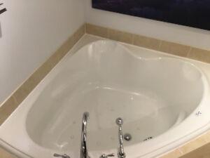 bain thérapeutique  avec robinetterie
