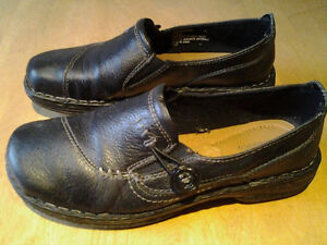 - Black Leather Shoes