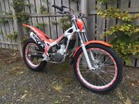 Beta Rev 3 270 2008 Trials Bike
