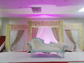 Wedding/Event Stage Decor,Chair Covers,Centrepieces