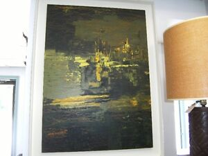 WANTED MID CENTURY WALL ART 1950-1970 CONSIGNMENT Peterborough Peterborough Area image 9