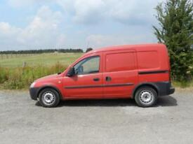 VAUXHALL COMBO 1.3CDTi 16v 1700 ONE OWNER