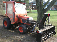 SNOW REMOVAL KILWORTH,KOMOKA,