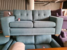 Brand New DFS Fabric Sofa