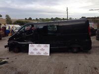 2008 Renault Trafic 2.5 DCI automatic parts