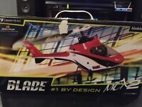 Blafe MCX2 RC helicopter