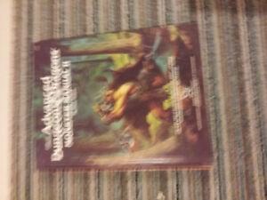 Monster Manual 2 Advanced Dungeons & Dragons AD&D D&D