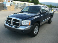 2005 Dodge Dakota  Auto 4x4 Quad Cab 174000K V6 3.7L