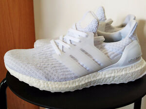 ORIGINAL TRIPLE WHITE ULTRA BOOST - Deadstock, Women's Size 7.5
