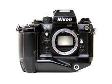 NIKON F4S SLR film camera Middleton Kingborough Area Preview