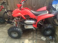 Quad bike 150cc