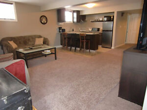 FURNISHED 2 BED OPEN CONCEPT SUITE