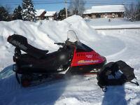 Ski-doo bombardier