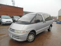 TOYOTA ESTIMA 2.2 DIESEL AUTO 8 SEATER ONE OWNER