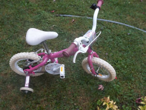 Girls Opus 12.5 inch Bike