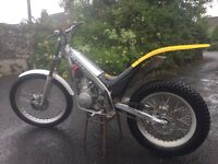 Gas Gas TXT 280 2001 May swap for motorbike or mountain bike.