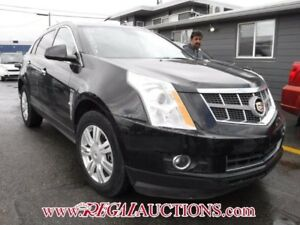 2010 CADILLAC SRX LUXURY 4D UTILITY AWD LUXURY