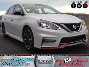 Nissan Sentra Nismo   $6,000 off!   1.6L - Turbo Charged 2017