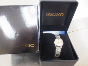 Ladies new Seiko