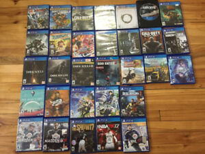 Top jeux PS4 / Good Playstation 4 games