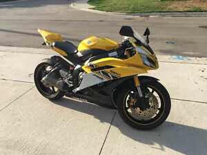 2006 50th Anniversary Edition Yamaha R6 - Excellent Condition