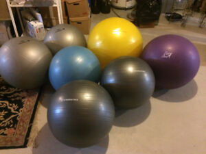 7 x Stability Ball