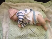 Brand new realborn baby boy girl reborn baby doll postage available