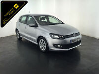 2012 62 VOLKSWAGEN POLO BLUEMOTION TDI VW SERVICE HISTORY FINANCE PX WELCOME