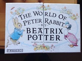Beatrix Potter 23 book collection
