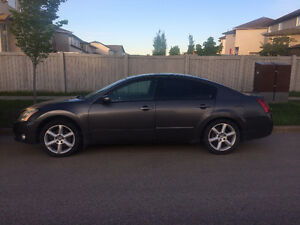 2005 Nissan Maxima SE Sedan Needs Engine Soon