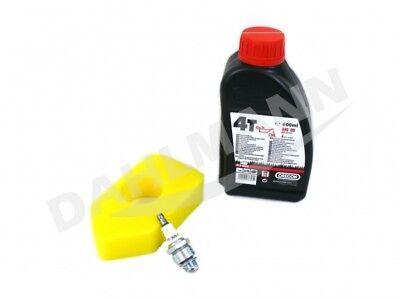 Luftfilter Zündkerze Motorenöl für Briggs & Stratton Motor 500 Series - Stratton 500 Series