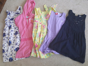 Girls size 6 dresses, good condition, $35 obo
