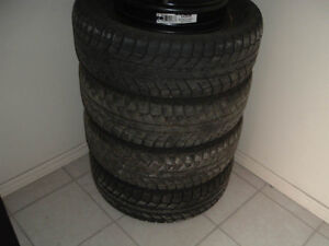Snow Tire Package 215-65-16