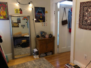 1 bedroom sublet (May-September) - close to Dal/Kings