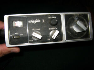 Hi Gain II CB Radio -23 Channel -5 Watt -70's Vintage