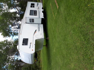 2001 Cougar 5th Wheel For Sale
