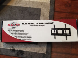 "Promounts Canada PMD-F101   32""-60"" TV Wall Mount NEW!"