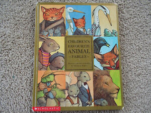 Children's Favourite Animal Fables London Ontario image 1