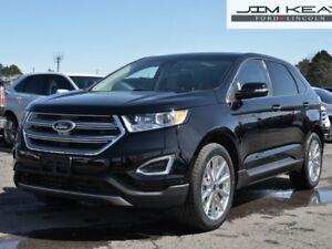 2017 Ford Edge Titanium  - $138.33 /Wk