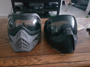 HK KLR and V-force Grills