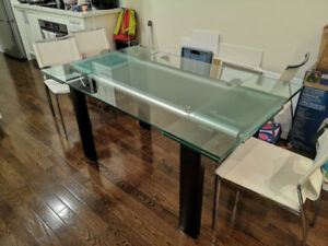 Designer Extendable Dining Table Set for Fraction of the Cost!!!