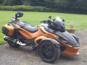 Can- Am Spyder Rs Se5 2011